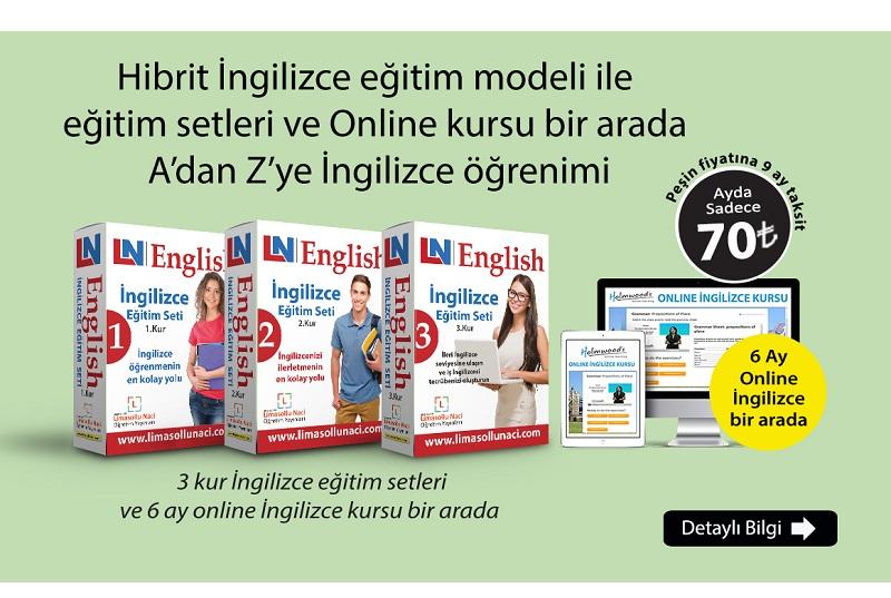 Limasollu Naci Eğitim Yayınları