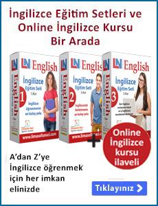 İngilizce eğitim setleri 4 kur bir arada tanıtımı
