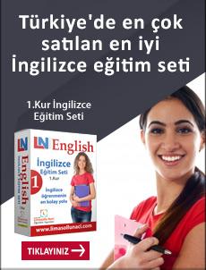Türkiyede en çok satılan en iyi İngilizce eğitim seti