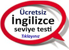 ingilizce seviye testi tanıtımı
