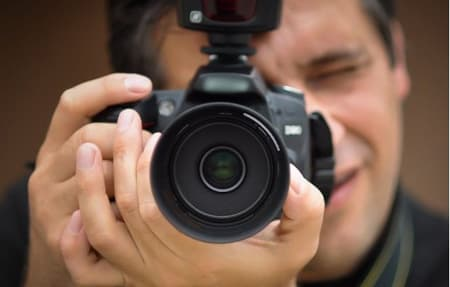 Fotoğrafçıda | İngilizce Diyaloglar