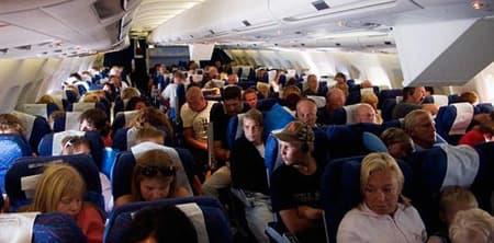 Uçak Yolculuğu | İngilizce Diyaloglar